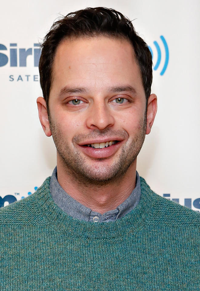 Jenny Slate Nick Kroll Team Up In My Blind 6