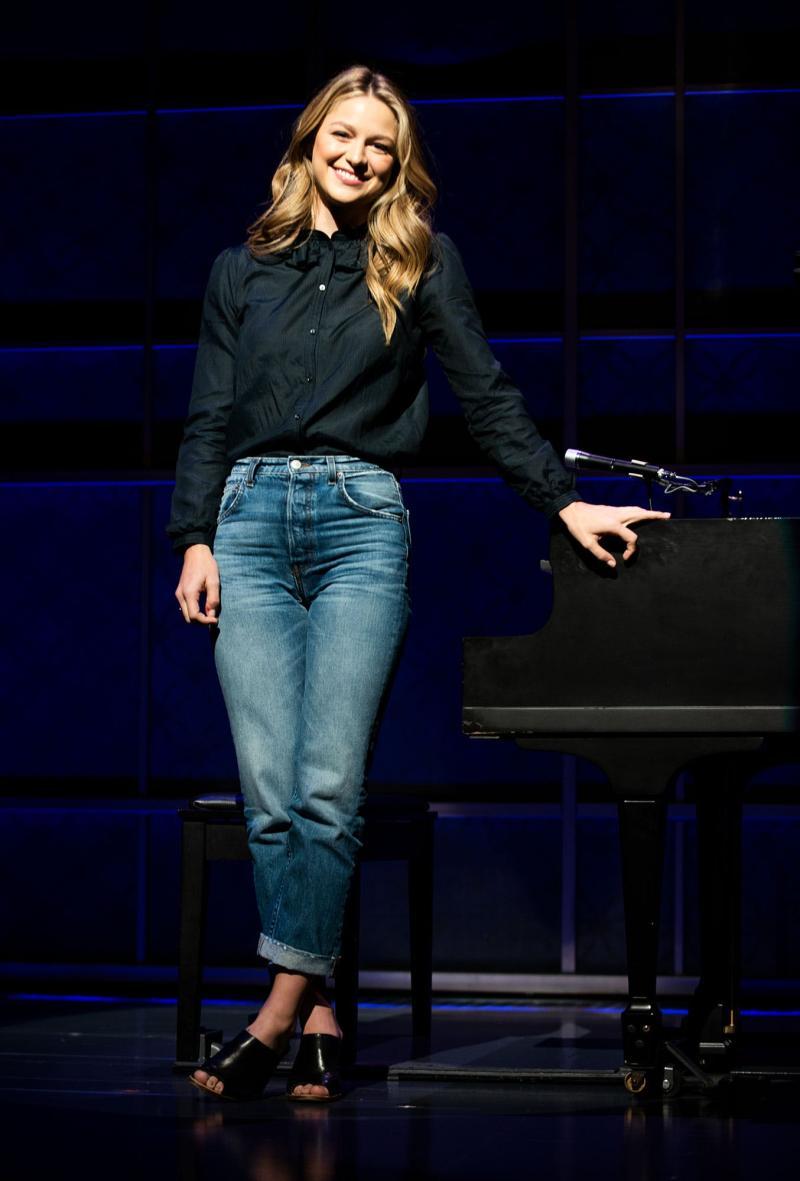 Melissa benoist jeans
